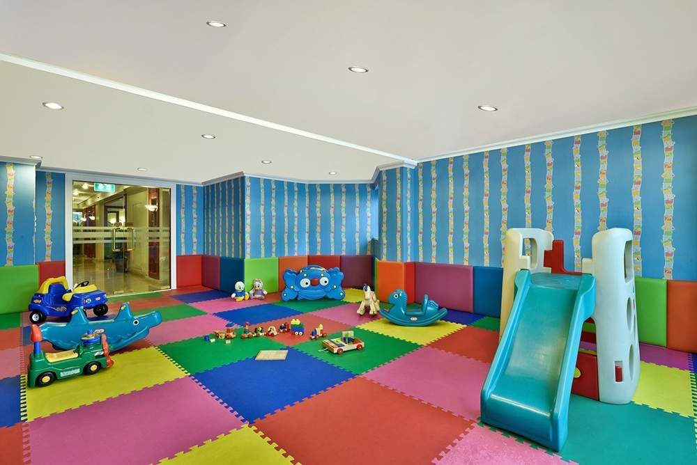 Kid's Club ( 06.00 -20.00 hrs ) F Floor