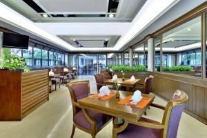 Hotel Restaurant (06.00 - 23.00 hrs) F Floor